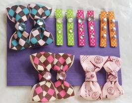 Bows and Clips